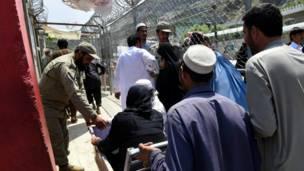 पाकिस्तान-अफ़गानिस्तान सीमा