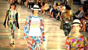 हवाना का फ़ैशन समारोह