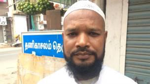 चेन्नई के मतदाता रहमान.
