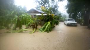 Метью, ураган, Гаїті