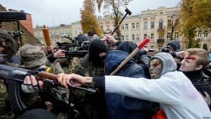 зомбі - марш у Києві