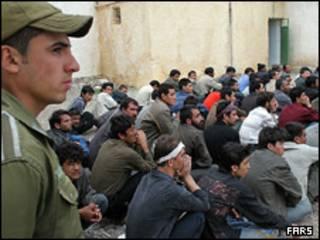 افغان کډوال په ايران کې