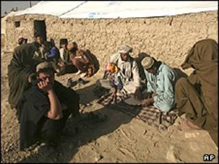 مهاجران بازگشته افغان