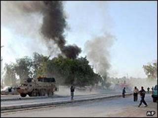 بمبگذاری در بغداد