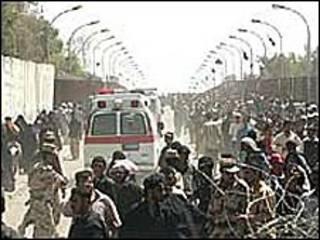 پل ائمه پس از حادثه سال 2005