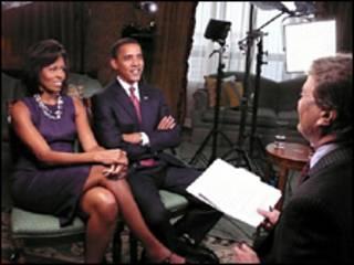 باراک و میشل اوباما