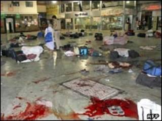 मुंबई में हमला (फ़ाइल फ़ोटो)