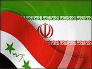 پرچم ایران وعراق