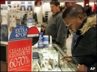مصرف کننده آمریکایی