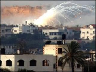 حملات به نوار غزه ادامه دارد