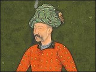 شاه عباس_ موزه بریتانیا