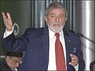 Luíz Inácio Lula da Silva (arquivo)