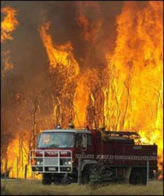 آتش سوزی ها استرالیا
