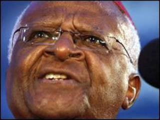 Desmond Tutu (arquivo)