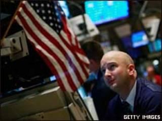 Operador da Bolsa de Nova York (Getty Images)