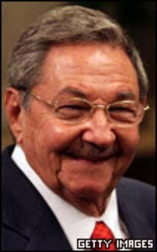 O presidente de Cuba, Raúl Castro (foto Sven Creutzmann/Mambo photo/Getty Images)
