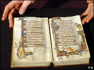 Livro dos Salmos de Macclesfield