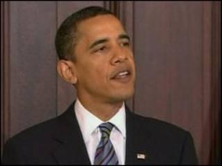 Tổng thống Barack Obama