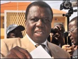 o presidente da Guiné-Bissau, João Bernardo Vieira, morto em atentado