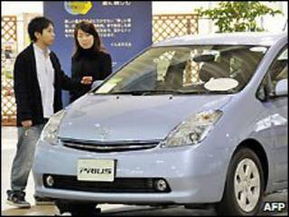 Carro da Toyota