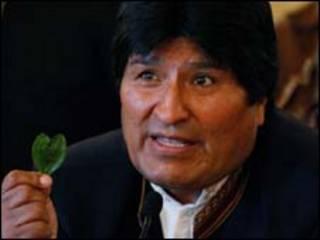 Evo Morales (arquivo)