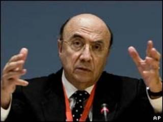 Henrique Meirelles, presidente do Banco Central