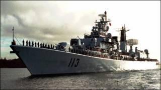 Tàu hải quân của Trung Quốc