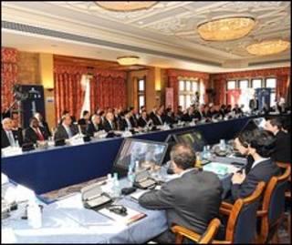 وزیران دارایی گروه 20