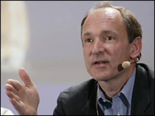 Tim Berners-Lee (arquivo)