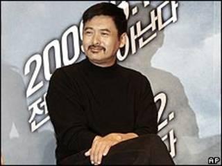 O ator Chow Yun-Fat