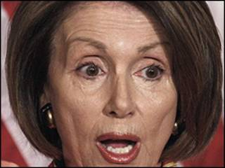 Nancy Pelosi/AP