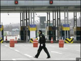 Fronteira entre a Coreia do Norte e a do Sul foi fechada por diversas vezes (AP, 15/3)