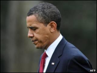 O presidente dos Estados Unidos, Barack Obama, nesta sexta-feira (AFP)