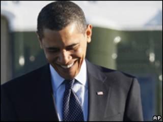 O presidente dos Estados Unidos, Barack Obama (AP)