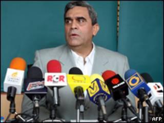 O ex-ministro da Defesa da Venezuela, Raúl Isaías Baduel (AFP/arquivo)