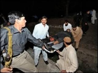 Explosão em Islamabad