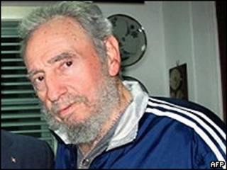 O líder cubano Fidel Castro (AFP/arquivo)