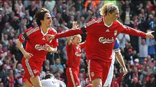Fernando Torres của Liverpool
