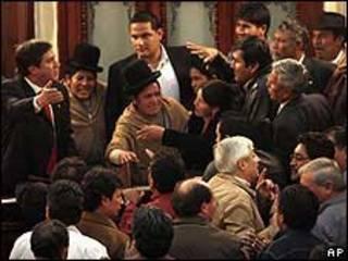Parlamento da Bolívia