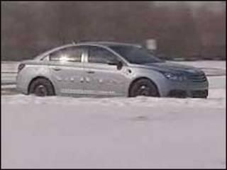 Test drive do carro elétrico da GM, o Volt