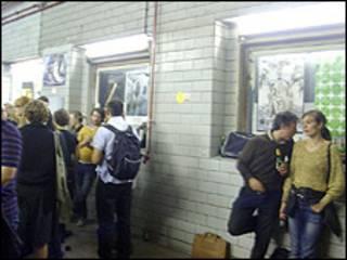 Exposición alternativa en Berlín