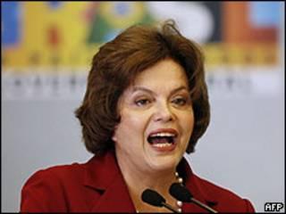 Dilma Rousseff (arquivo)