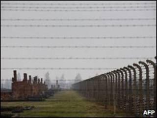 Табір смерті Освєнцим-Біркенхау