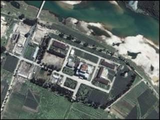 Planta nuclear de Yongbyon, Corea del Norte