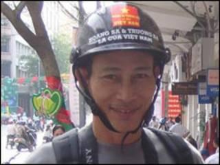 Blogger Điếu Cày