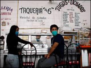 Cửa hàng ở Mexico