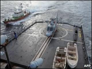 Patrulha no Golfo de Aden