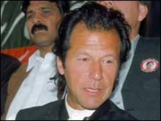 عمران خان: فائل فوٹو