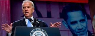 Joe Biden, vicepresidente de EE.UU. ante AIPAC