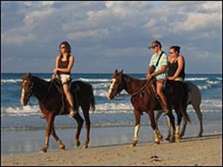 Turistas en Cuba (Foto: Raquel Pérez)